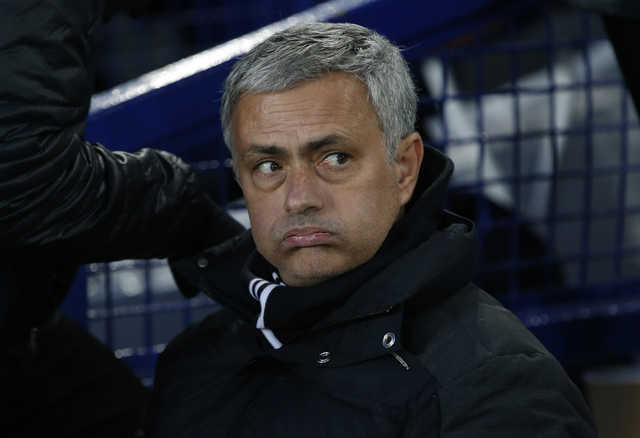 Manchester United victims of double standards, says Mourinho