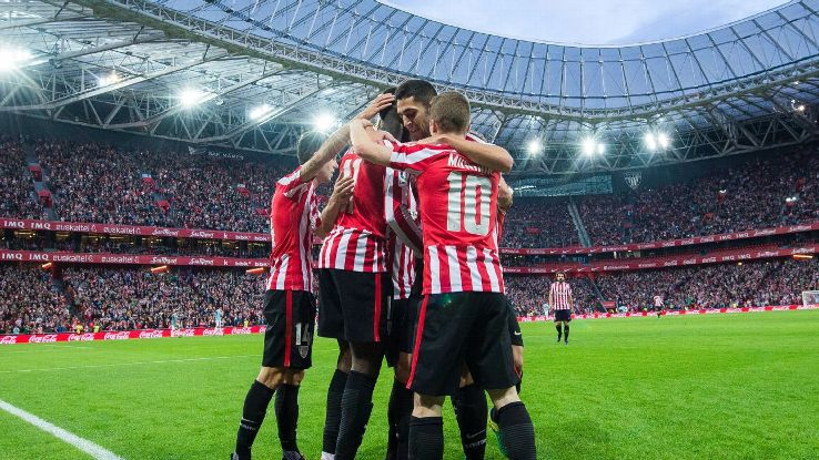 Etxebarria, Williams lead Athletic Bilbao to 3-1 win vs Eibar in La Liga