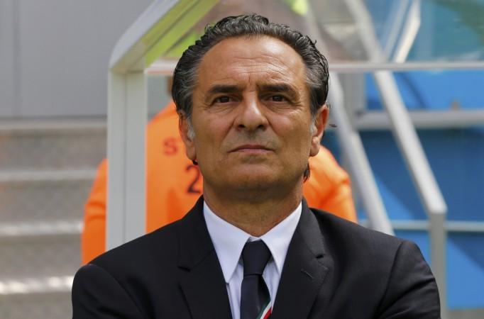 Late Malaga equaliser piles pressure on Prandelli