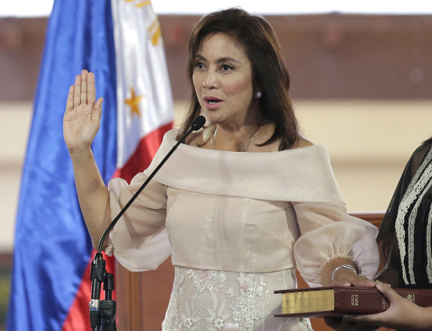 Citing differences, Philippine vice president quits Cabinet