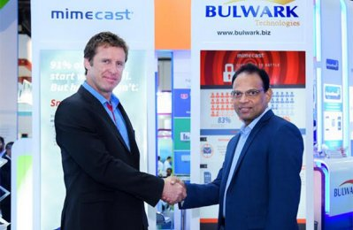 Bulwark, Mimecast sign distribution deal