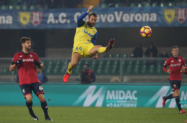 Chievo draws 0-0 against Genoa after Birsa's missed penalty