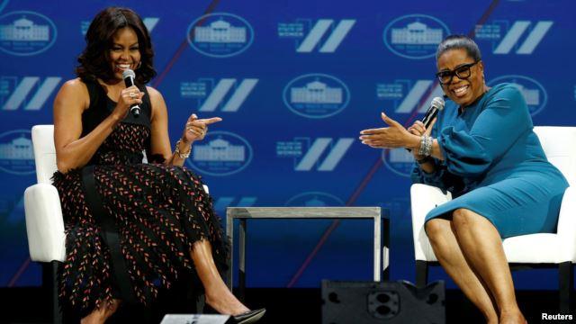 Oprah to interview Michelle Obama