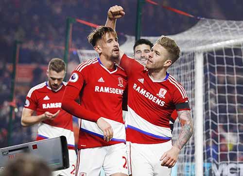 Premier League: Boro sink Hull