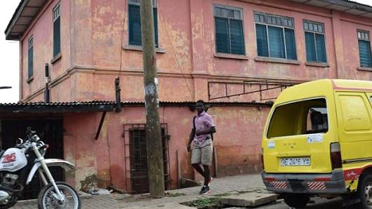 Fake US embassy in Ghana shut down after 'about a decade'