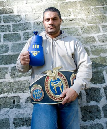 Former world kick-boxing champion shot dead in France