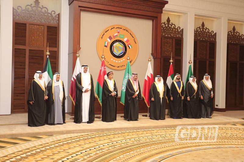 PHOTOS: 37th GCC summit begins