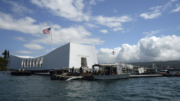 Japan PM Abe won't apologise at Pearl Harbour