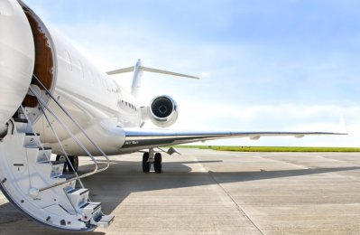 8,600 new business jet deliveries forecast through 2026