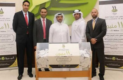 Al Meera marks 11th year with Grand Raffles
