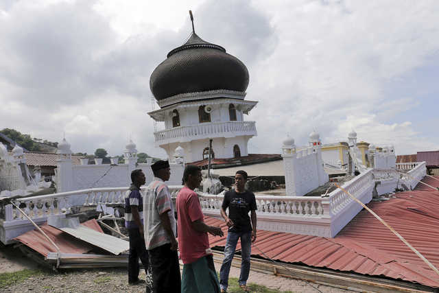 Earthquake rocks Indonesia's Aceh province; death toll rises to 97; four rescued