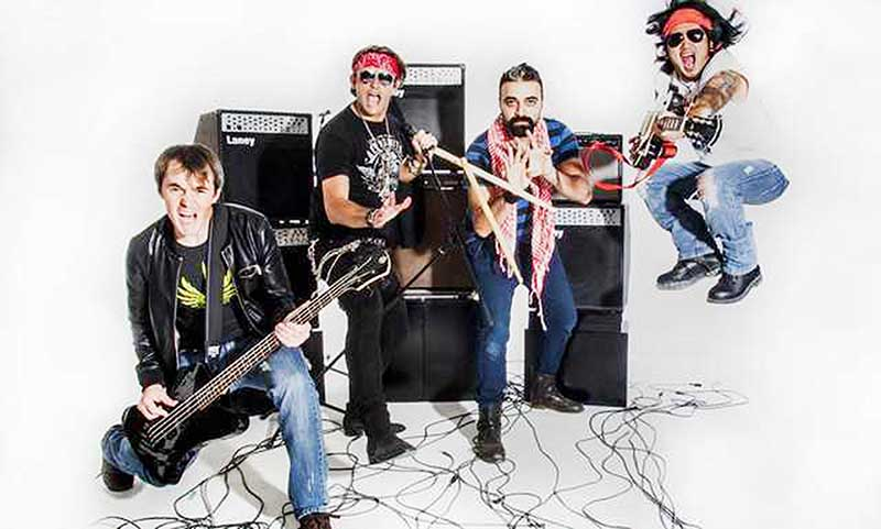 Local bands to spice up Diggers Rock Fest