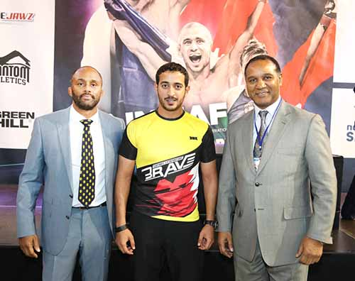 Bahrain to host IMMAF World Championships