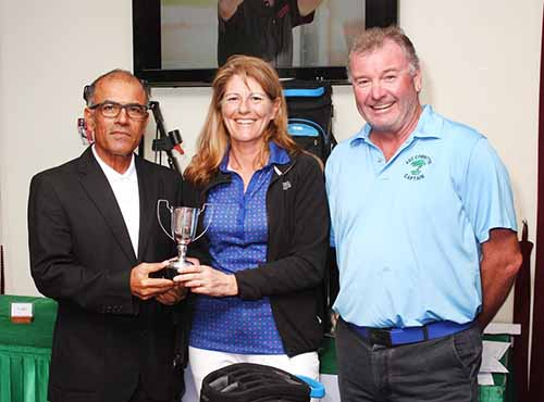 Bahrain Golf: Diab and Diaper triumph
