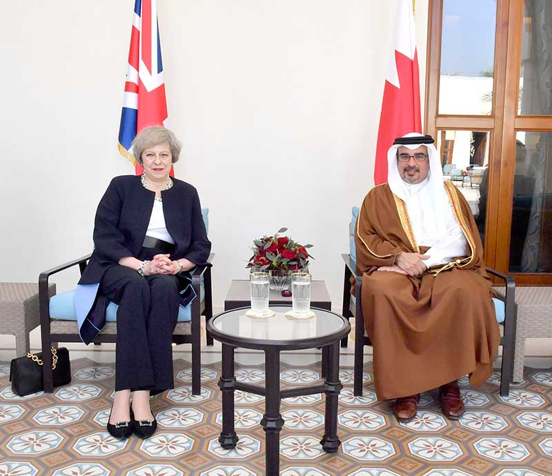 UK relations praised