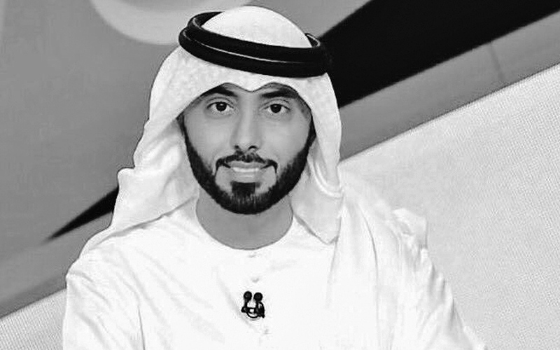 Abu Dhabi TV presenter dies in Germany