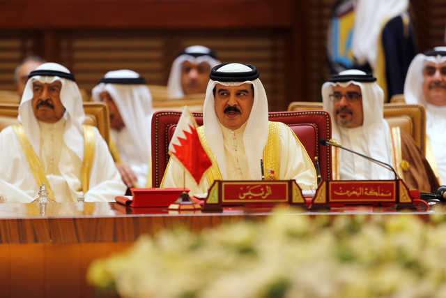 GCC seeks wider horizons of cooperation with UK, says King Hamad