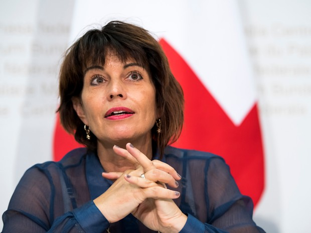 Doris Leuthard voted Swiss president, for second time