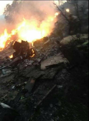 Pakistani plane crashes after takeoff with 48 people aboard