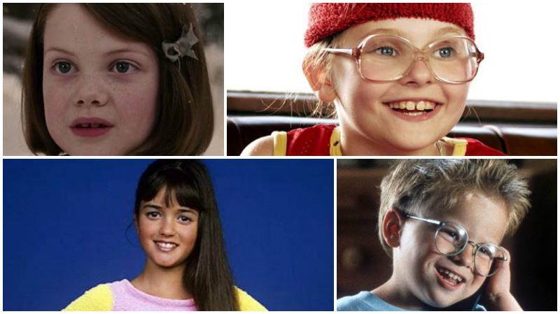 14 child stars who have transformed themselves