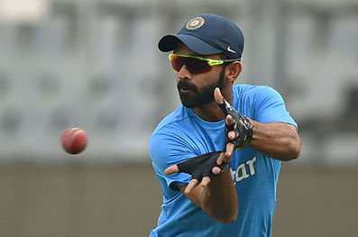 Rahane injury blow for India as Rahul returns