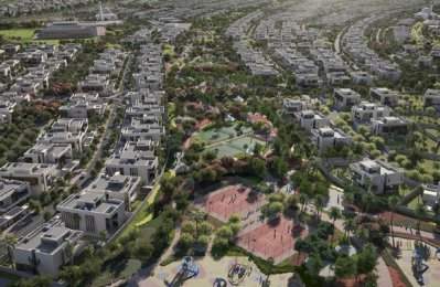 Aldar opens Abu Dhabi villa community for sale