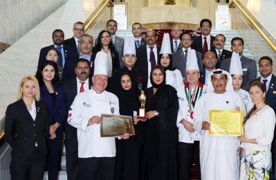 Armed Forces Officers Club & Hotel wins top award