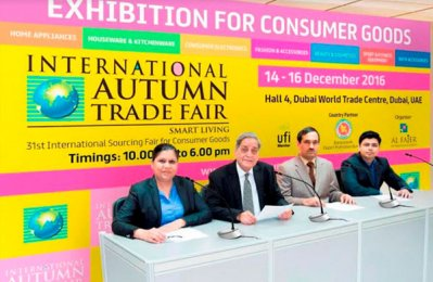 250 exhibitors for Dubai consumer trade fair