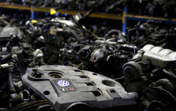 EU launches legal case against Germany, UK over VW scandal
