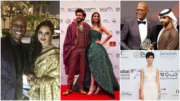 PHOTOS: Stars light up Dubai International Film Festival red carpet