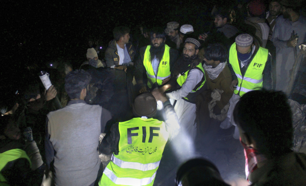 Dead from Pakistan air disaster to be identified by DNA