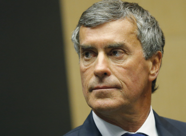 Former French budget minister sentenced to three years