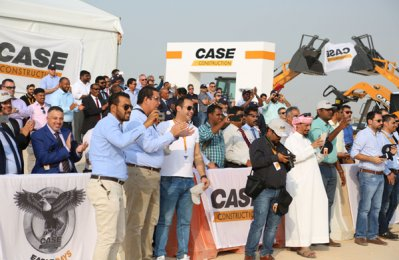Case Construction opens new depot in Dubai