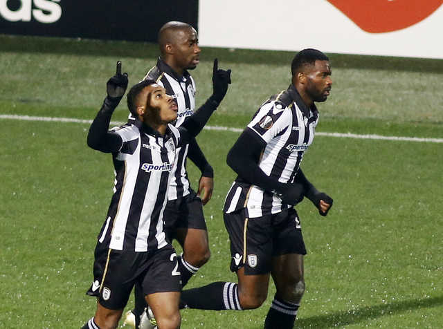Fiorentina, PAOK grab spots in Europa League knockout stage