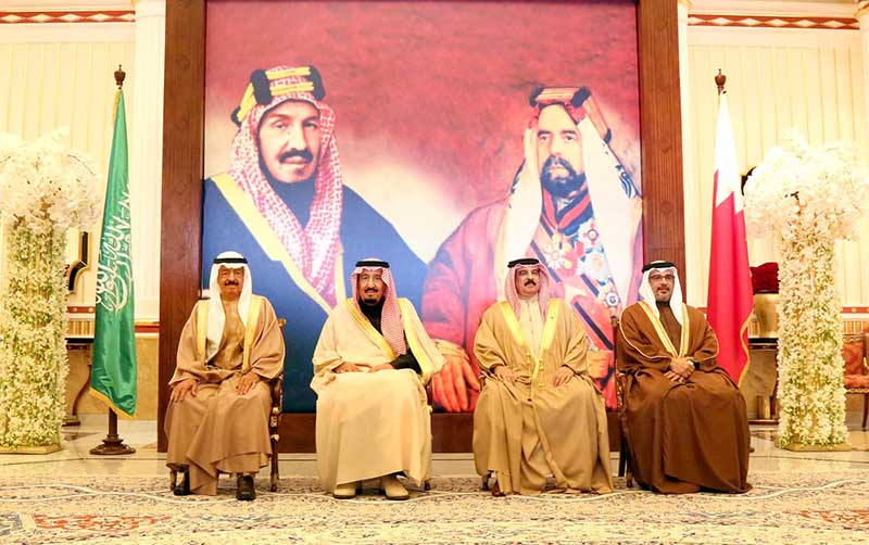 Saudi Arabia's key role hailed