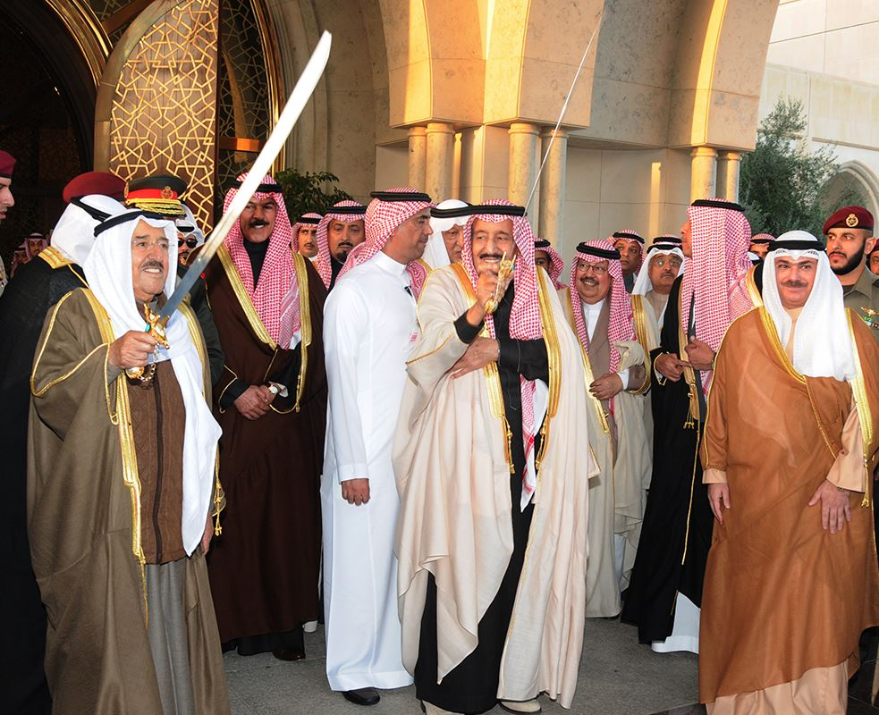 IN PICTURES: Saudi King on visit to Kuwait
