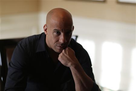 Vin Diesel: I'm an old-school Hollywood guy