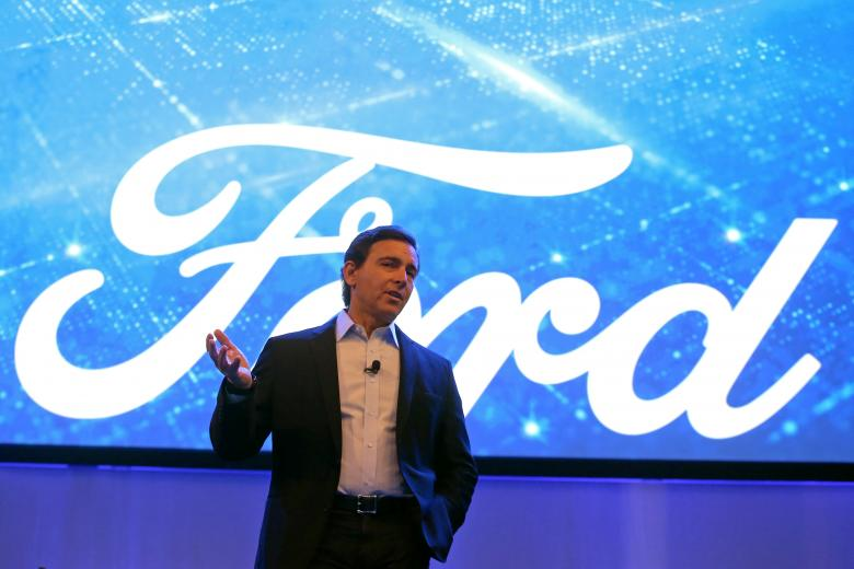 Ford CEO says Trump threats won't change small car plans