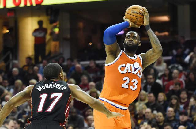 2b208f8c744 Other Sports  NBA  LeBron makes history again