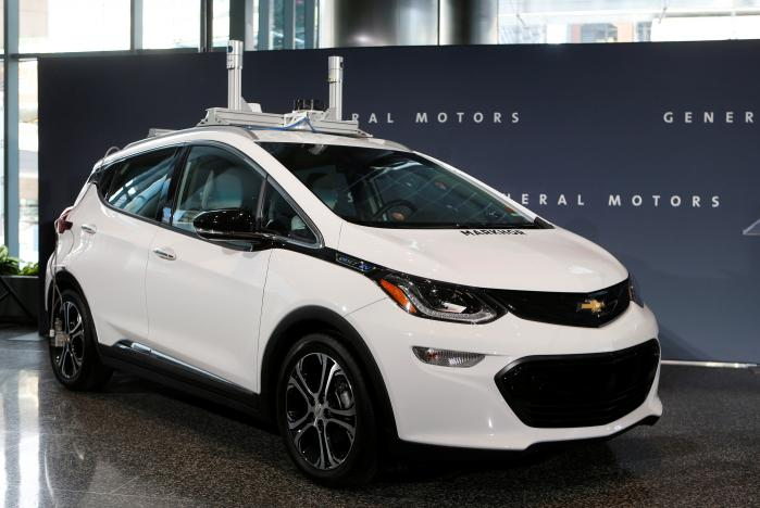 GM expands testing, production of self-driving cars in Michigan