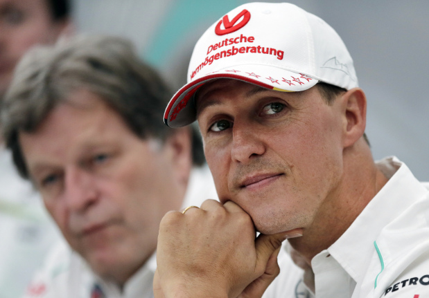Schumacher health to stay private says manager