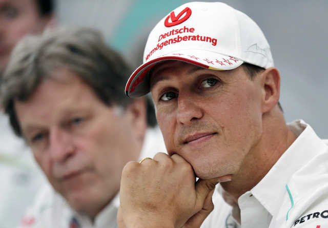 'Keep Fighting' is new Schumacher family initiative