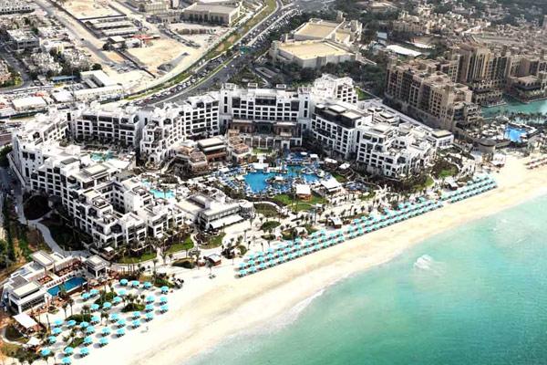 Uae business aurecon plays key role in dubai luxury hotel for Luxury hotel project
