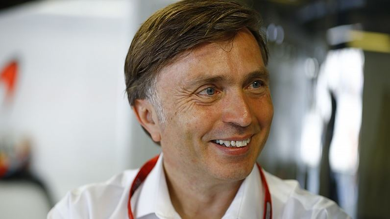 Chief exec Capito set to leave McLaren: reports