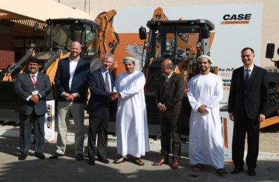 Case Construction names new Oman dealer