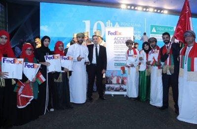 FedEx Express awards entrepreneurs team from Oman
