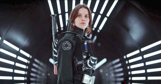 Movie Review - Rogue One: A Star Wars Story