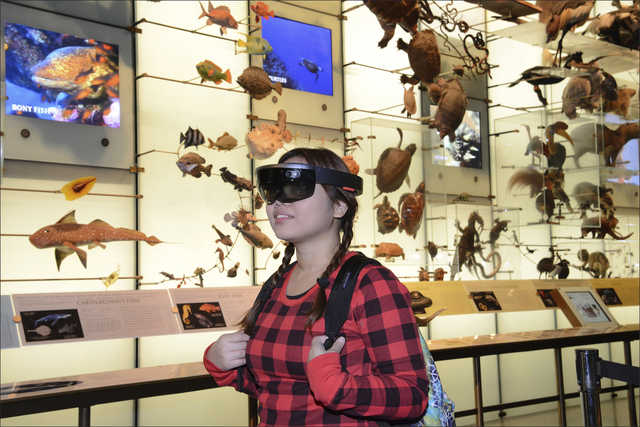 Five ways museums are using technology for new experiences