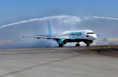 Flynas begins flights on Dammam-Abu Dhabi route