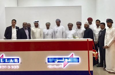 Dollar Rent A Car opens new branch in Muscat airport